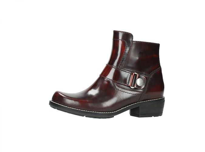 2d2604b8c1523 Amazon Zapatos Gila es Y Complementos Botines 0525 Wolky awvTtw