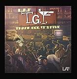 T.G.I.F. (Thank God Its Five)