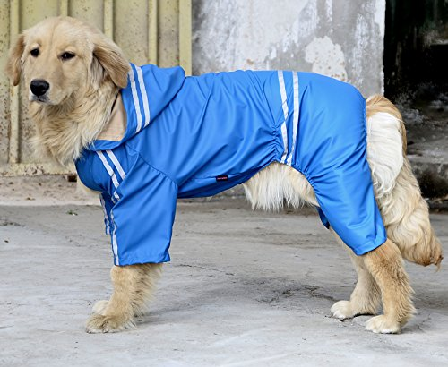 Dog Raincoats Coats Clothes - 5