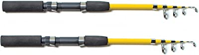 Eagle Claw PK555SP Telescopic Spinning POLE