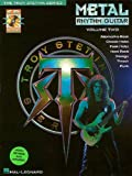 Metal Rhythm Guitar, Troy Stetina, 0793509599