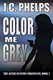 Color Me Grey: Book One of The Alexis Stanton Chronicles