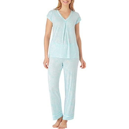 34839ca67b Carole Hochman Midnight Ladies 2-piece Modal Pajama Set (Small