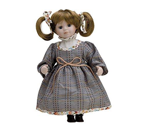 Bambola di porcellana di 30cm con supporto. Ariane–bam020 Hobby Work