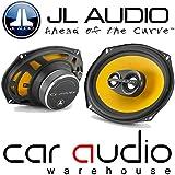 JL Audio C1-690tx 6 X 9 3-Way Coaxial Car Audio Speakers