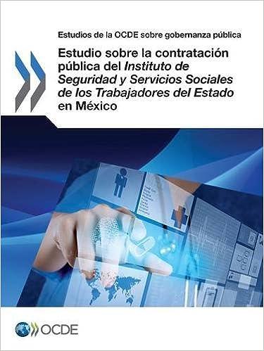 Estudio sobre la contratación pública del Instituto de