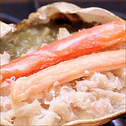 カニ ズワイガニ甲羅盛り 5個セット(1個 約110g) ズワイ蟹 かにみそ 甲羅盛り 北海道 お取り寄せ
