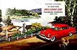 amazon com 1946 1951 1952 1953 1954 plymouth shop service manual 1952 plymouth 1953 plymouth cranbrook, cambridge owners manual