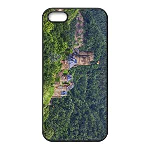 Castle And Forest Hight Quality Case for Iphone 5s