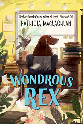 Book Cover: Wondrous Rex