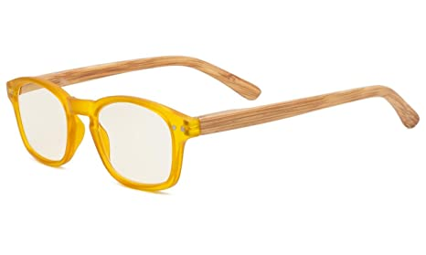 cerniere a molla Computer occhiali da lettura Tartaruga +0.5 Anti raggi blu Eyekepper Protezione UV di lettori Anti abbagliamento degli occhiali