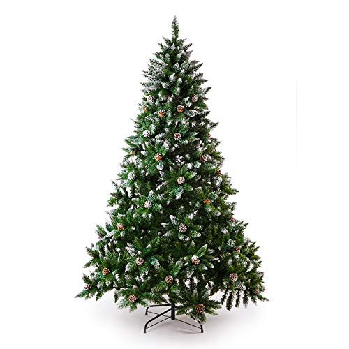 Outdoor Small Christmas Tree With Lights in US - 9