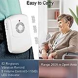 Caregiver Pager Wireless Nurse Alert Call Button