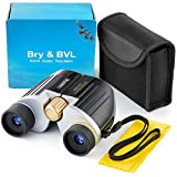 Kids Binoculars for Bird Watching | Spy Gear for Kids - Compact, Shockproof | 8X22 Binoculars for Kids, Waterproof | Best Gift for Boys, Girls, Adults | HIGH Resolution & Real Optics for Outdoor Games