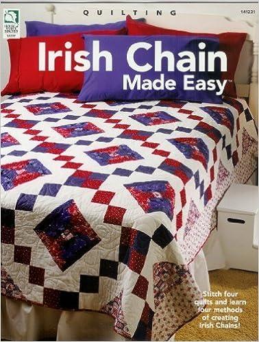 Book Irish Chain Made Easy (2005-03-01)