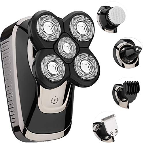 Which are the best electric head shavers for bald men available in 2020?
