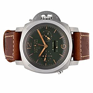 Panerai Luminor 1950 mechanical-hand-wind mens Watch PAM00737 (Certified Pre-owned)