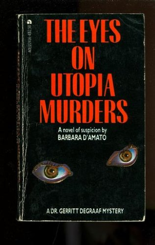 book cover of The Eyes on Utopia Murders