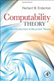 img - for Computability Theory: An Introduction to Recursion Theory book / textbook / text book