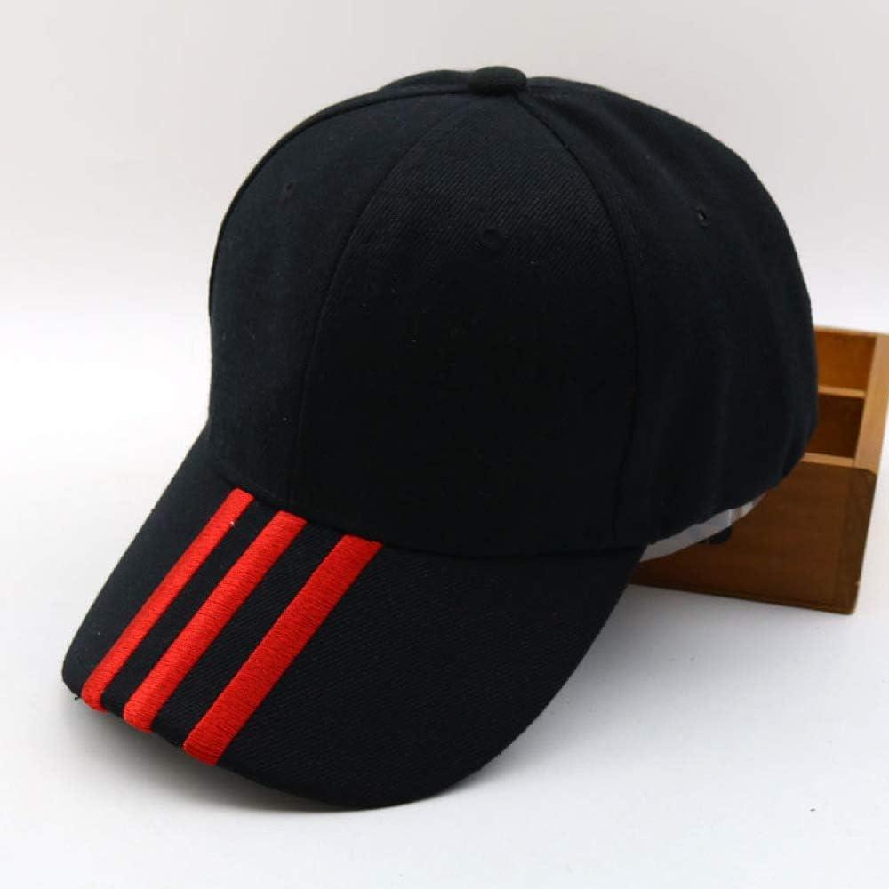 Moda Simple Casual al Aire Libre Sombrero Damas Sombrero Negro Blanco Tira 56-58 cm: Amazon.es: Hogar