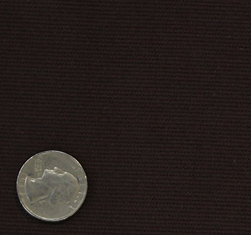 (10 Yards Bolt of Stretch 21 wale Corduroy Suitig Fabric_BROWN)