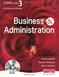 S/NVQ Level 3 Business & Administration Student Book (S/NVQ Business & Administration)