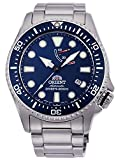 Orient Men's 'Triton' Japanese Automatic Stainless Steel Diving Watch, Color Silver-Toned (Model: RA-EL0002L00A)