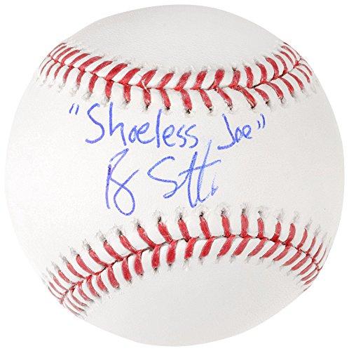 - Ray Liotta Autographed Field of Dreams Baseball W/Shoeless Joe Inscription - BAS COA - Beckett Authentication