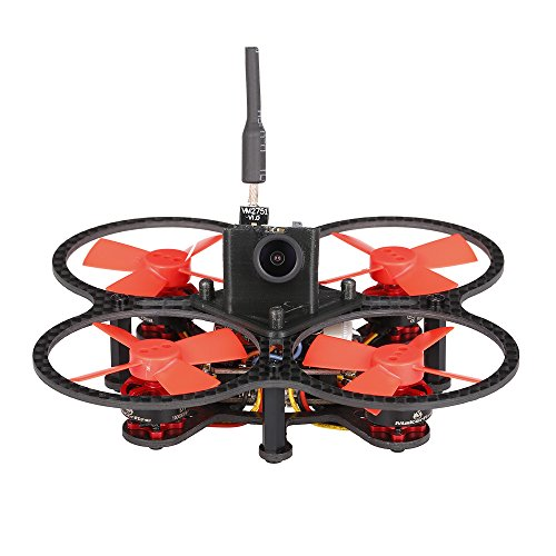 Goolsky Makerfire Armor 67 67mm 5.8G 600TVL Camera Brushless Micro FPV Racing Drone Quadcopter with F3 OSD DSMX/DSM2 Receiver BNF