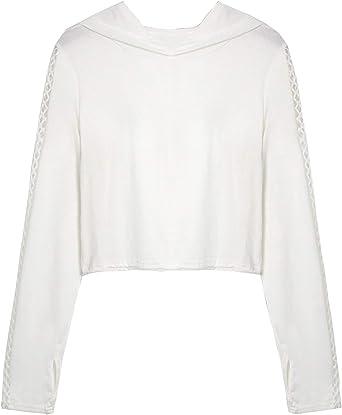 SZT Women Teen Girlss Jacket Casual Pullover Long Sleeves Jumper Embroidered Sweatshirt Sweater Coat Clearance