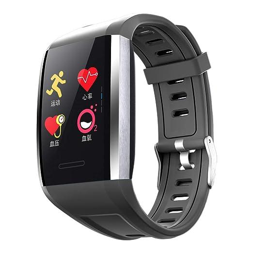 SJUAN Smartwatch, Reloj de Pulsera con Monitor de presión ...