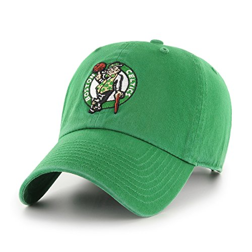 NBA Boston Celtics OTS Challenger Adjustable Hat, Kelly, One Size