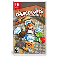 JOGO OVERCOOKED SPECIAL EDITION NINTENDO SWITCH.