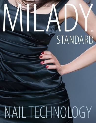 Milady Standard Nail Technology 7th (seventh) by Milady (2014) Paperback