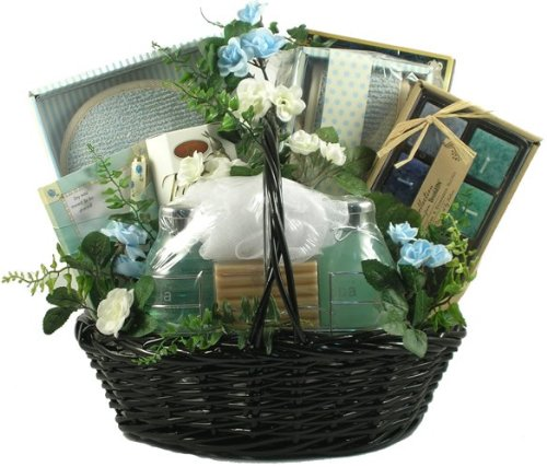 Take a Day for Yourself! Spa Day Ultimate Bath & Body Gift Basket