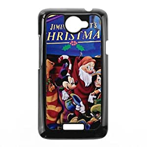 Mickey's Magical Christmas Snowed in at the House of Mouse HTC One X Cell Phone Case Black VWW