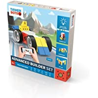 TINKERBOTS Roboter Bausatz Advanced Builder Set