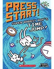 Press Start # 9: Super Rabbit Boy's Time Jump