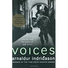 By Arnaldur Indridason Voices: An Inspector Erlendur Novel (An Inspector Erlendur Series) (1st First Edition) [Hardcover]