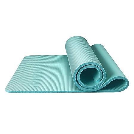 SHWSM Estera de Yoga Estera de Fitness para Principiantes ...