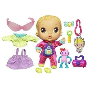 Amazon Com Baby Alive Crib Life Themed Collection Robot