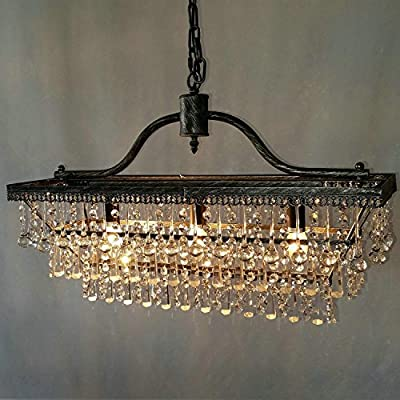 Fx@ MAX:60W Traditional/Classic Crystal Metal Chandeliers Bedroom / Dining Room / Study Room/Office / Hallway , 110-120V