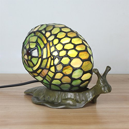 Gweat Lovely Creative Snail Table Lamp Children's Lamp Night Light (Snail Table)