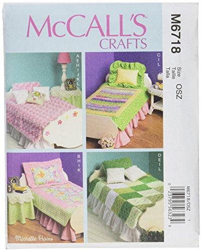 McCall Patterns Mattress Ensemble Template