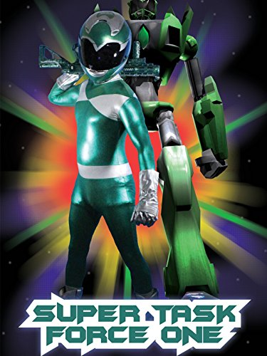 Super Task Force One (Mighty Morphin Power Ranger Movie)
