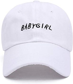 Yooci Gorras De Hombre Gorra De Béisbol 100% Algodón Babygirl ...