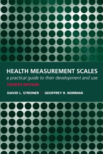 Health Measurement Scales: A practical guide to their...