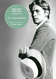 Helmut Berger, autoportrait par Helmut Berger