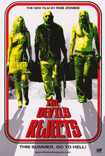 The Devil's Rejects 11 x 17 Movie Poster - Style B