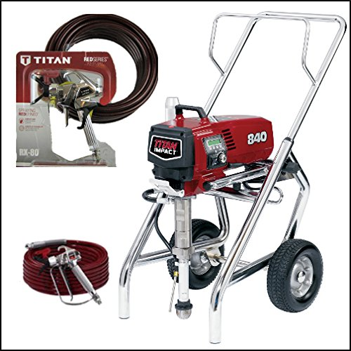 commercial airless paint sprayer - 8